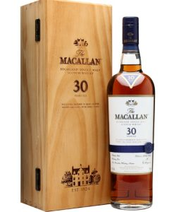 macallan 30 sherry oak