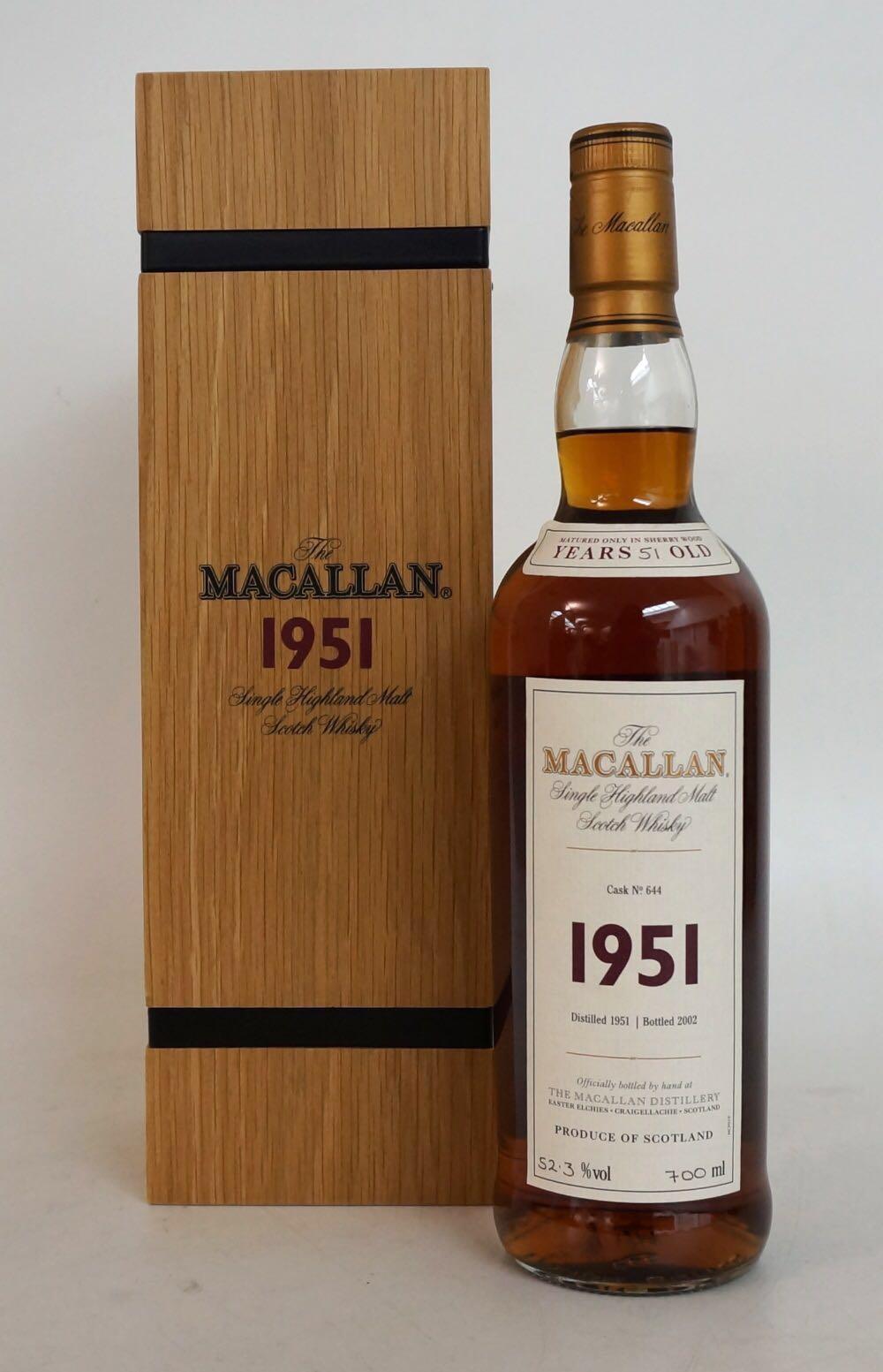 Macallan Rare Cask - Batch No. 1 - 2019 Release - Whisky